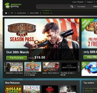 greenmangaming.com screenshot