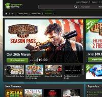 greenmangaming.com screenshot