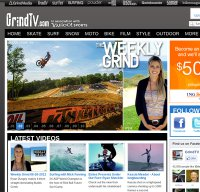 grindtv.com screenshot