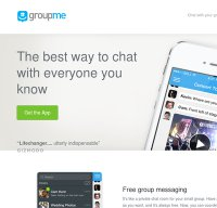 groupme.com screenshot