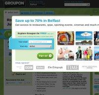 groupon.co.uk screenshot