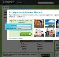 groupon.com.br screenshot