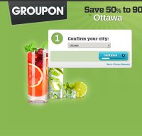 groupon.com screenshot