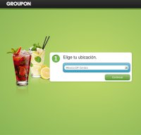 groupon.com.mx screenshot
