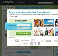 groupon.fr screenshot
