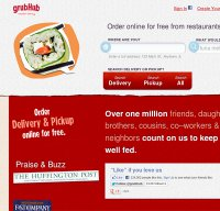 grubhub.com screenshot
