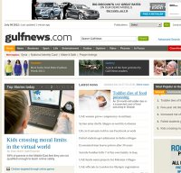 gulfnews.com screenshot