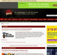 gulli.com screenshot