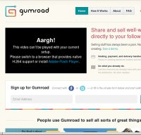 gumroad.com screenshot