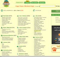 gumtree.co.za screenshot