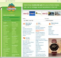 gumtree.com screenshot