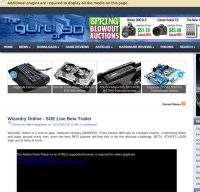 guru3d.com screenshot