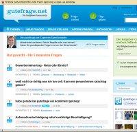 gutefrage.net screenshot