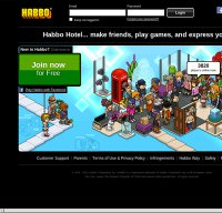 habbo.com screenshot