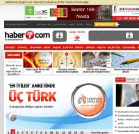 haber7.com screenshot