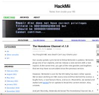 hackmii.com screenshot