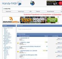 handy-faq.de screenshot