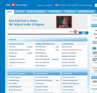 harrisbank.com screenshot