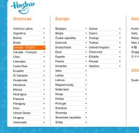 hasbro.com screenshot