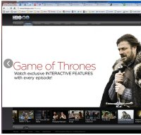 HBO GO Screnshot