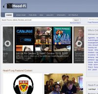 head-fi.org screenshot
