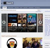 head-fi.org screenshot