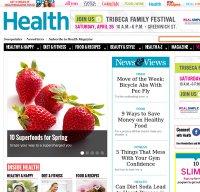 health.com screenshot