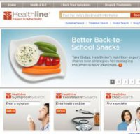 healthline.com screenshot
