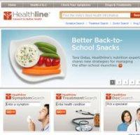 healthline.com screenshot