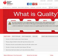heart.org screenshot
