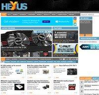 hexus.net screenshot