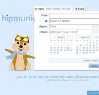 hipmunk.com screenshot