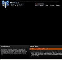 hirezstudios.com screenshot
