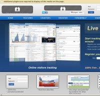 histats.com screenshot