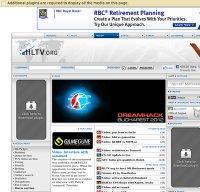 hltv.org screenshot