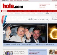 hola.com screenshot