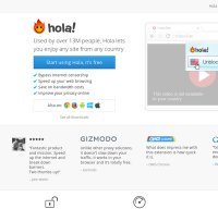 hola.org screenshot