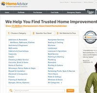 homeadvisor.com screenshot