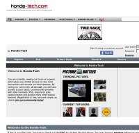 honda-tech.com screenshot