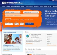 hostelworld.com screenshot