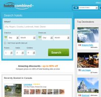 hotelscombined.com screenshot