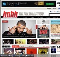 hotnewhiphop.com screenshot