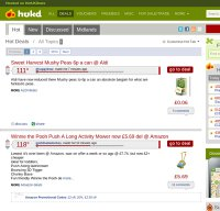 hotukdeals.com screenshot