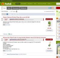 hotukdeals.com screenshot