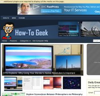howtogeek.com screenshot
