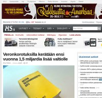 hs.fi screenshot