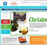 hsn.com screenshot