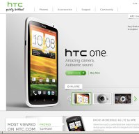 htc.com screenshot