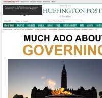 huffingtonpost.ca screenshot