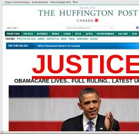 huffingtonpost.com screenshot
